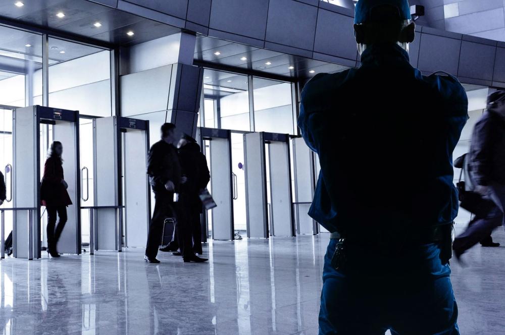 Охрана бизнес-центра