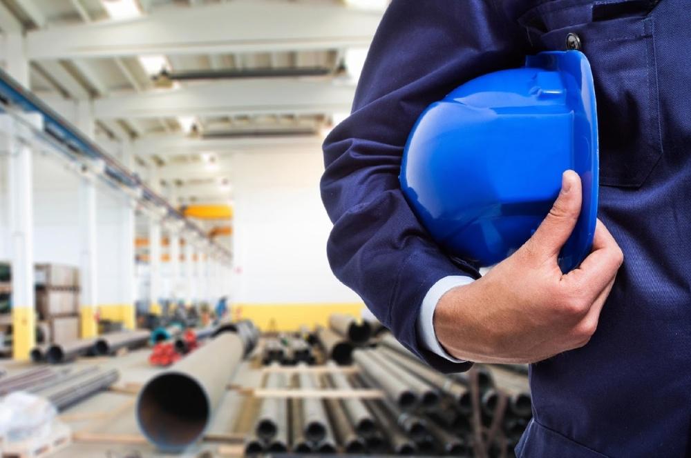 Безопасность заводов и предприятий
